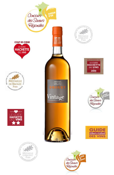 November 2017 | the 10th medal for our white Pineau